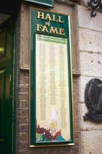 Leo Burdock Hall of Fame