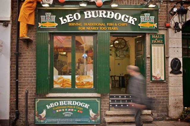 Leo Burdock Temple Bar
