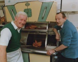 Leo Burdock Brian and Paddy