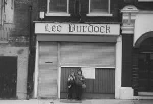 Leo Burdock Old Christchurch