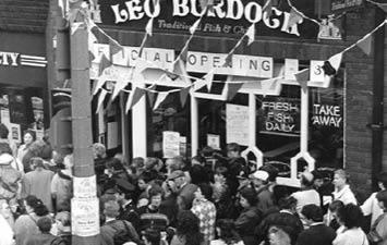 Leo Burdock Rathmines Opening